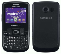 Unlocking by code Samsung Metro Pcs