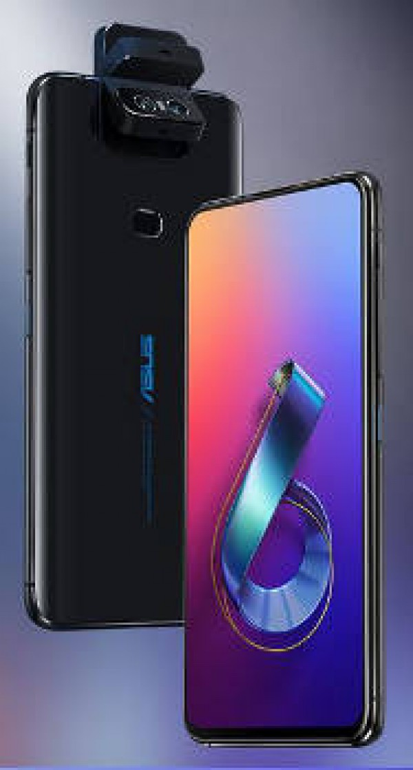ASUS 6Z, ASUS ZenFone 6 with a flip camera, is coming out in India, 5000 cheaper too