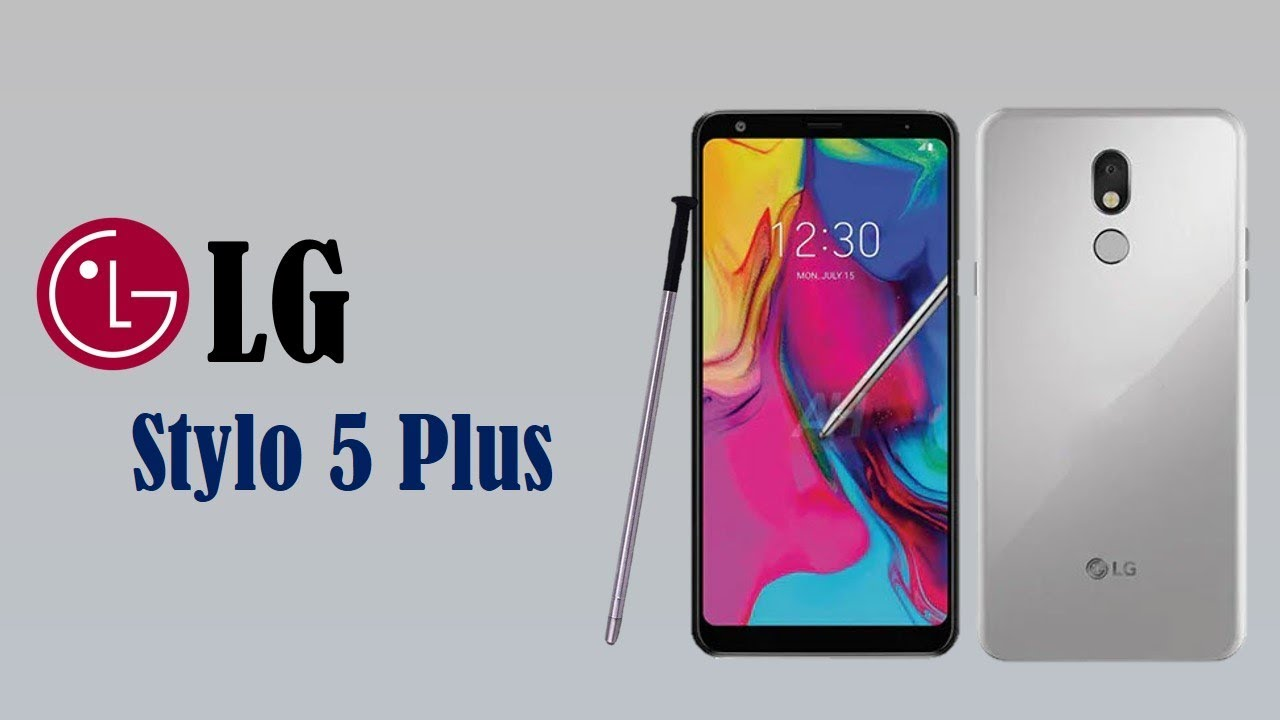 LG Stylo 5 Plus now available on AT&T. Stylus and not much else