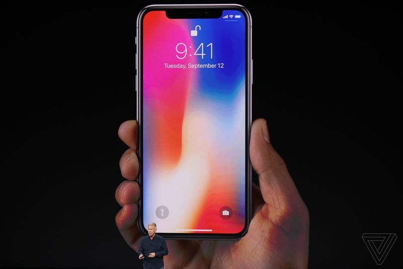 Shipments of iPhone X will be few and far between - less than 50k units are ready