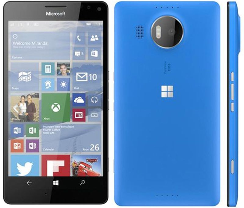 How to unlock Microsoft Lumia 950 XL Dual Sim using sim unlock code