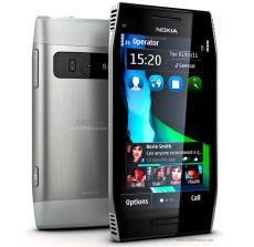Unlocking by code Nokia X7