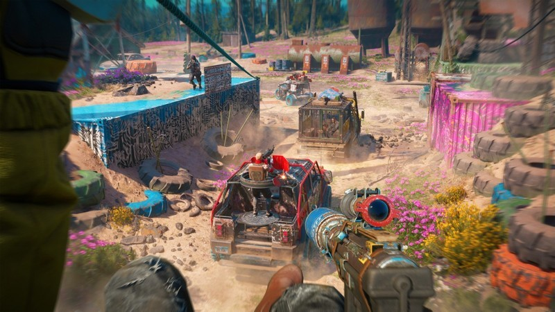 Far Cry New Dawn: new trailer is out