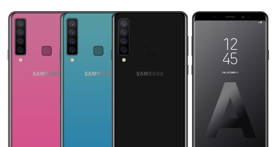 Samsung Galaxy A9 (2018) will be released ...