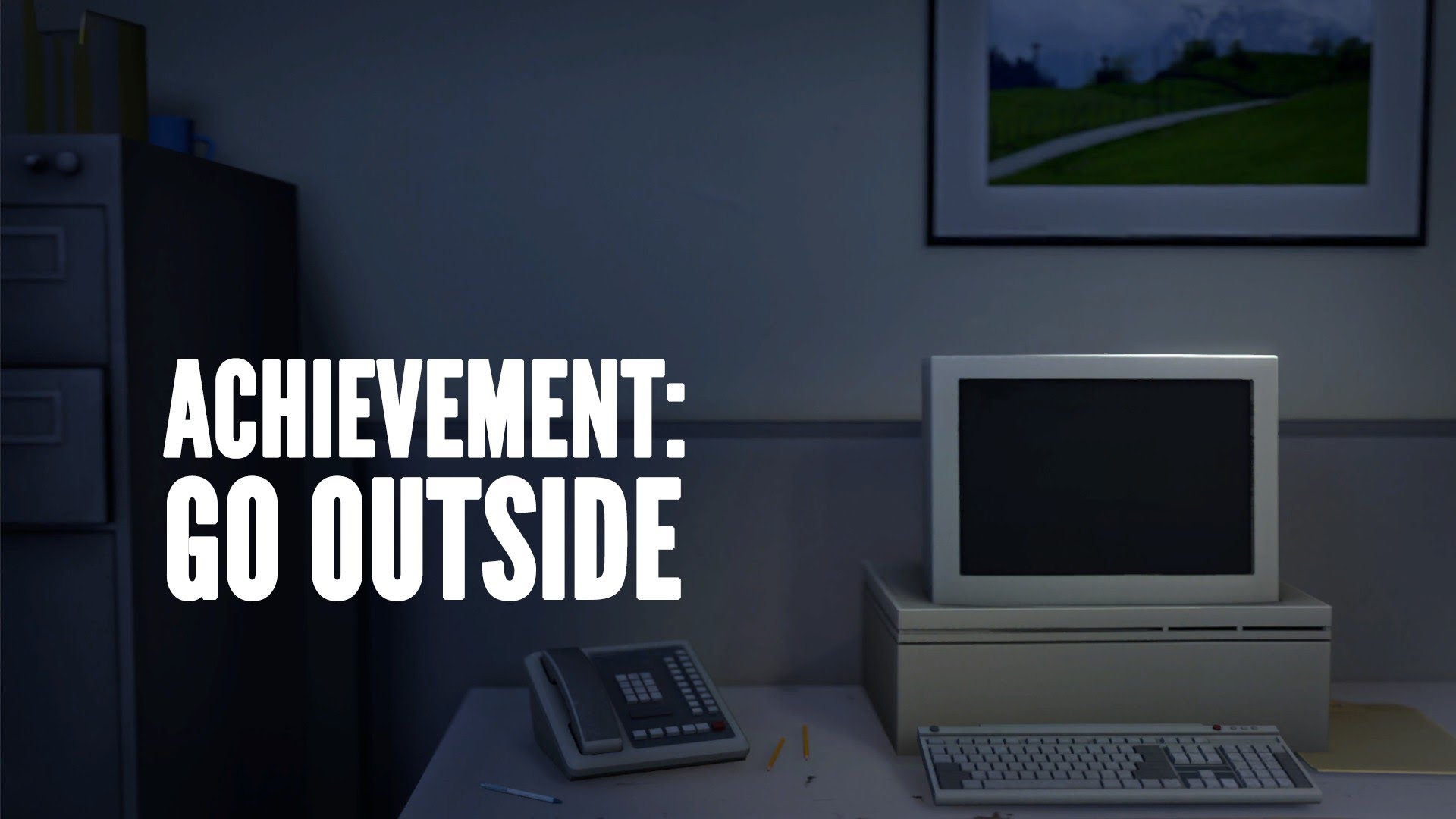 Have you played The Stanley Parable? ...
