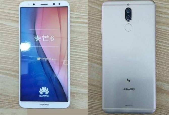 Leaked pictures of Huawei G10