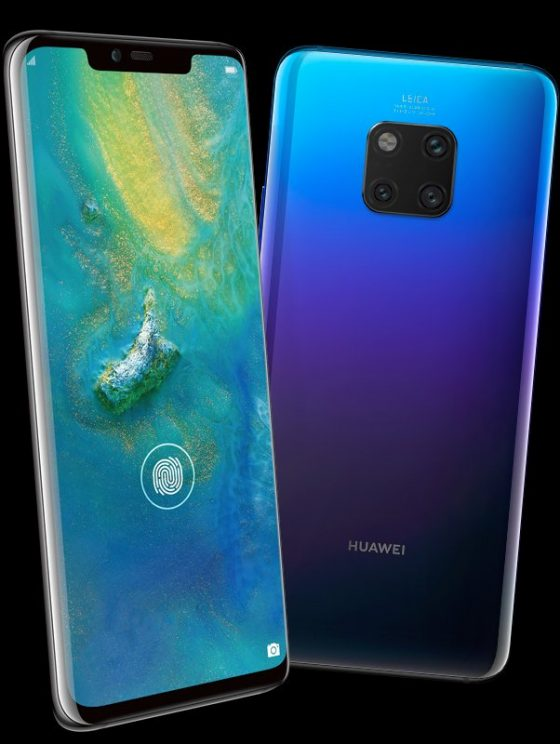 We know the European price and release date of Huawei Mate 20 Pro