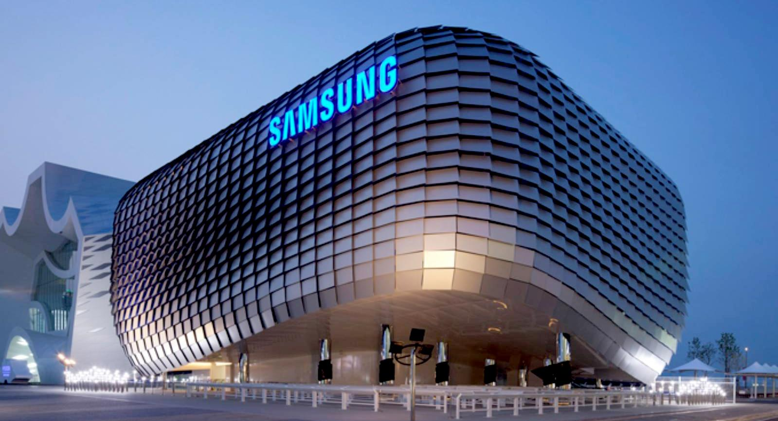 Samsung the 7th most valuable brand, according to Forbes
