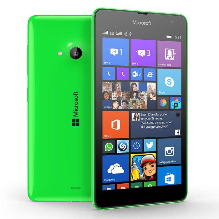 How to unlock Microsoft Lumia 535 using sim network unlock