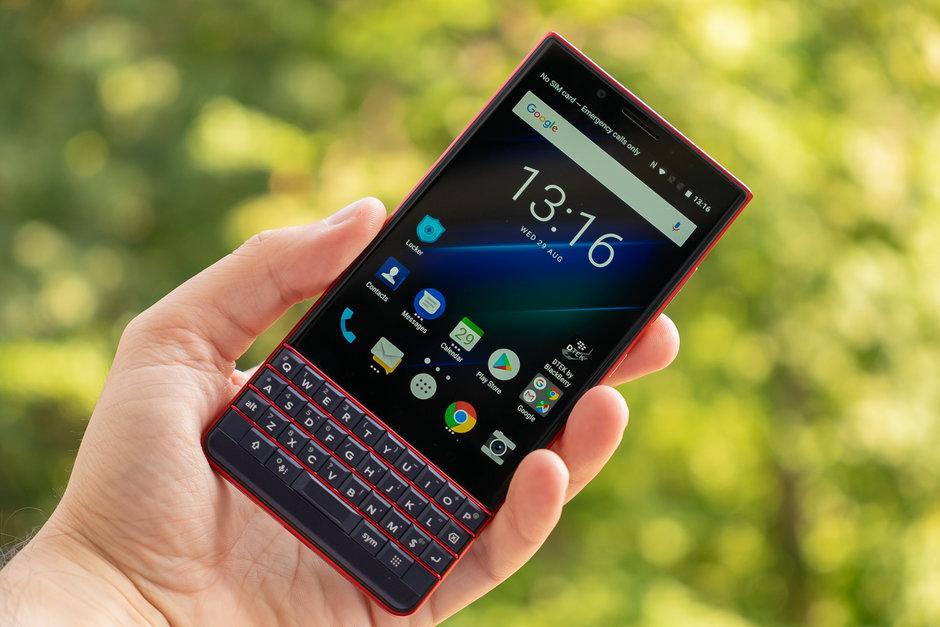 BlackBerry KEY2 LE is once again available on Amazon | Sim