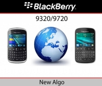 Unlock by code for Blackberry 9320 9720 New Algo