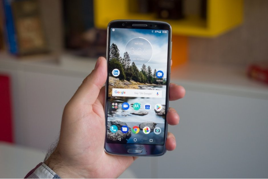 Moto G6 bargain available for US customers