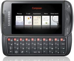 Unlocking by code Samsung B7610 OmniaPRO
