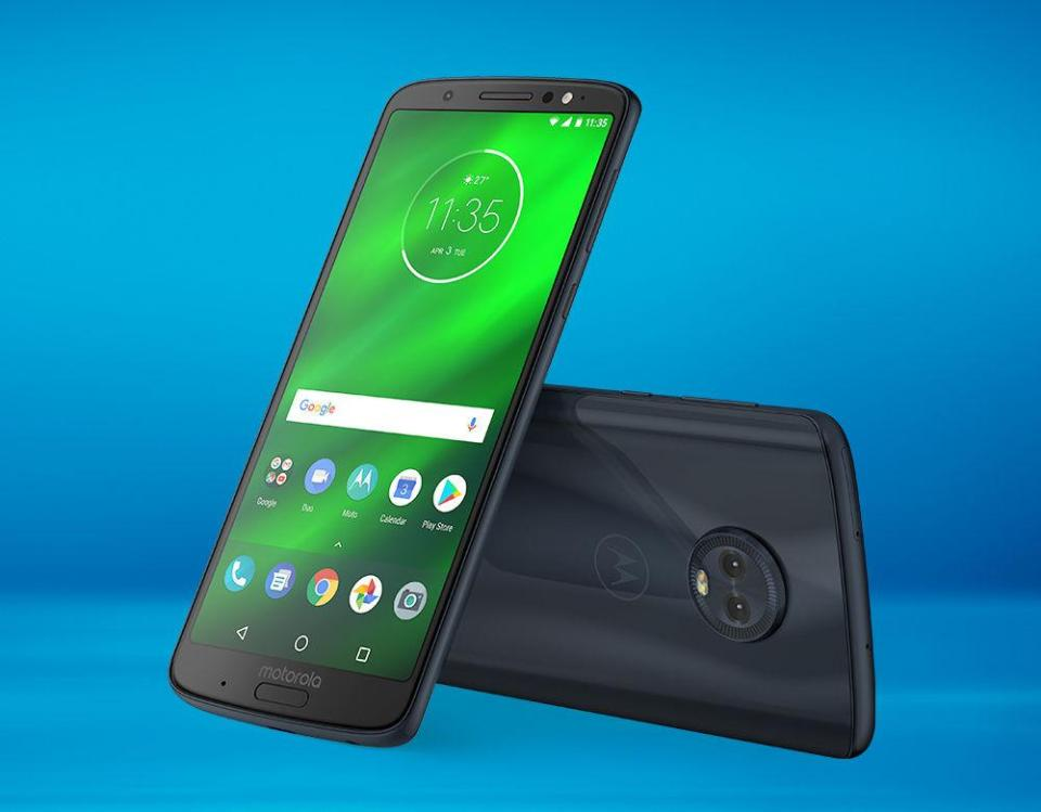 Motorola Moto G6 and E5 soon available in the US