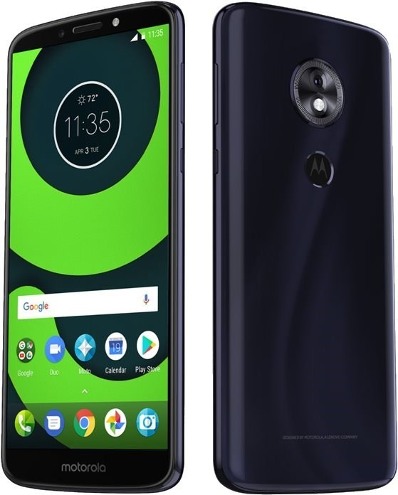 Specification and design of Moto G6 Play leaked