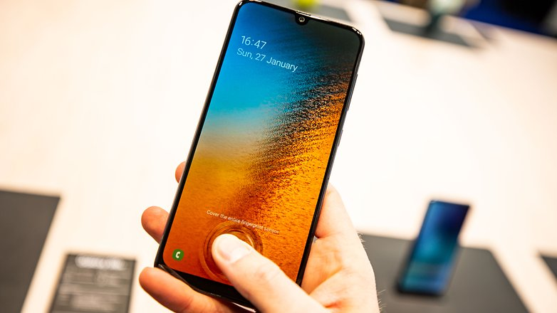 Samsung Galaxy A50 available in Sprint starting tomorrow