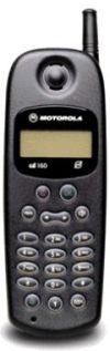 Unlocking by code Motorola CD160