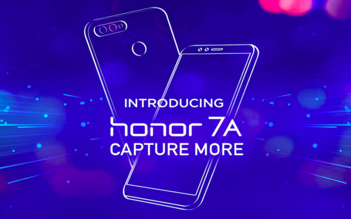 Honor 7A is out in India along with 7C