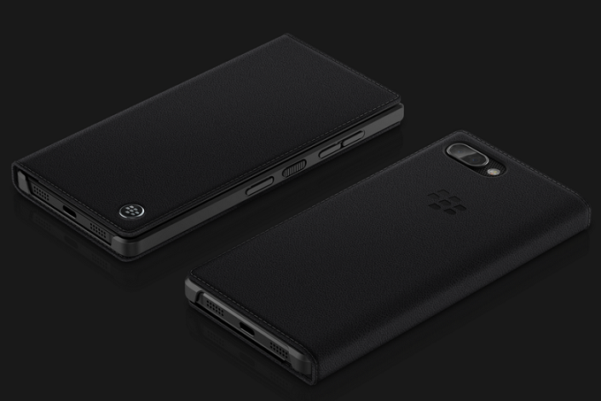 Two new, official cases available for BlackBerry Key2