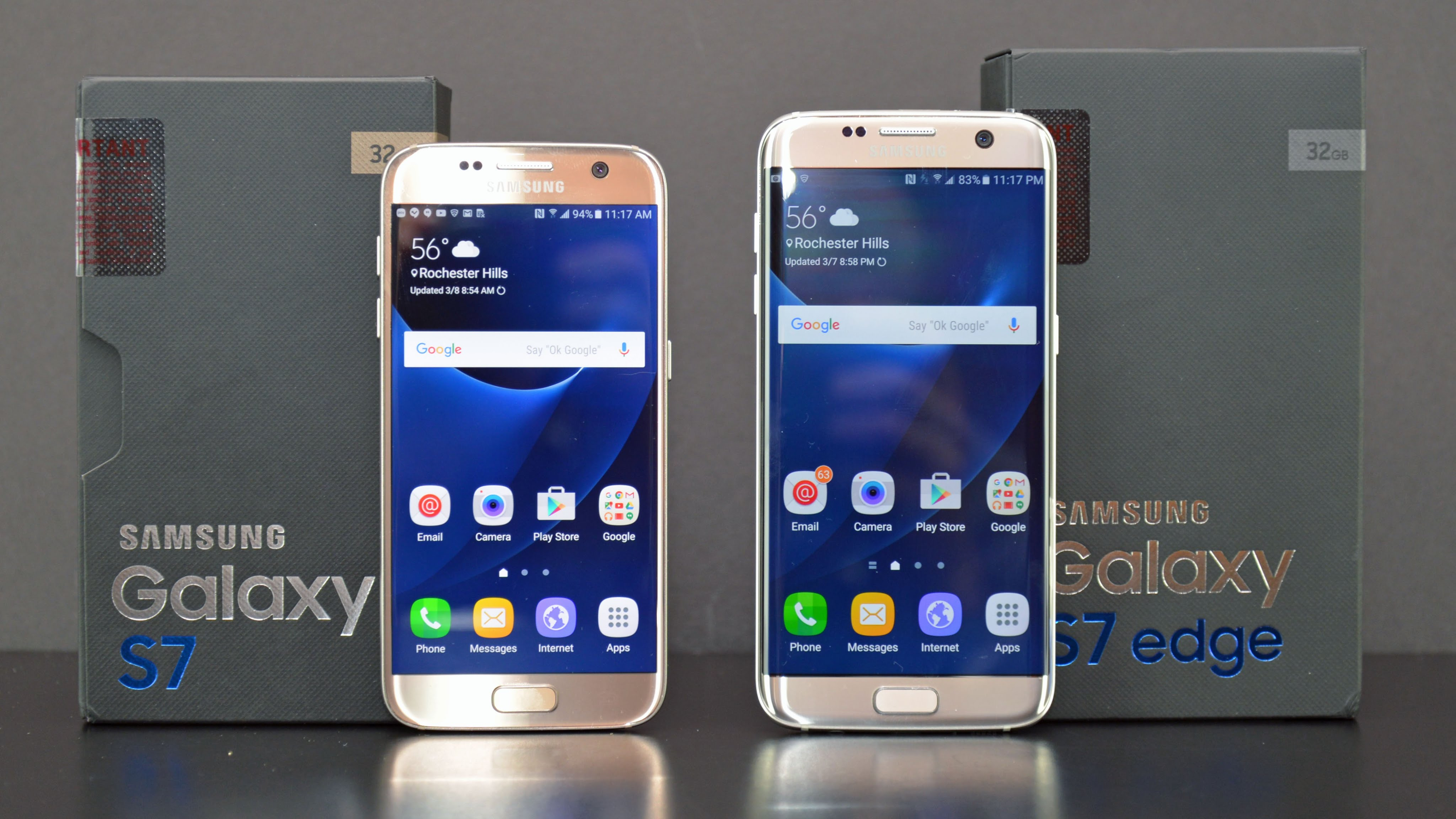 Verizon Samsung Galaxy S7 and S7 edge gets a security update