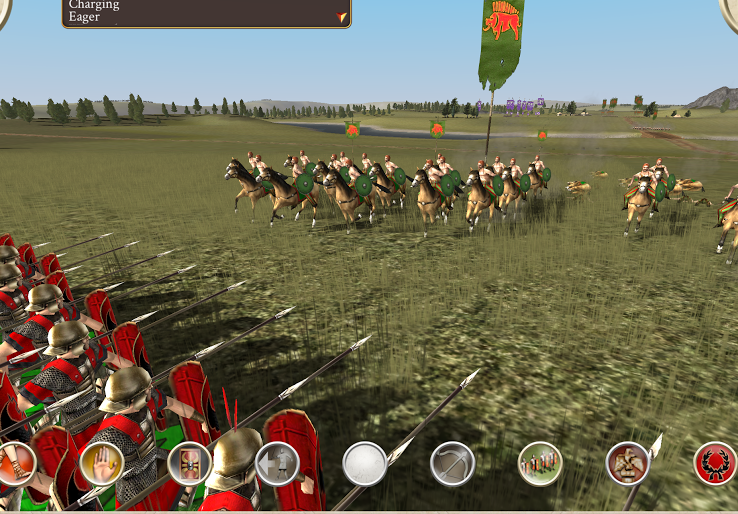 Rome: Total War gets a free update  New factions & other features