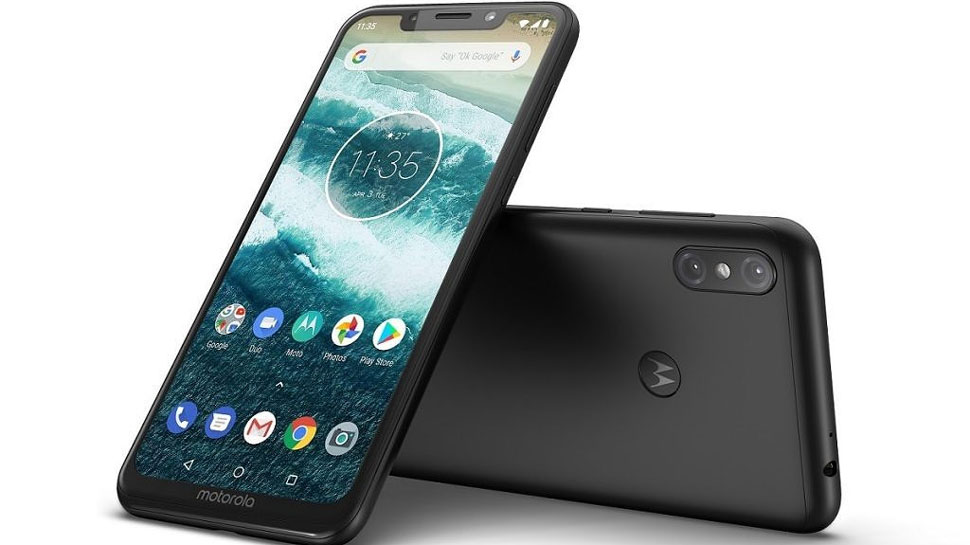 Motorola One Power to be updated to Android P before 2019
