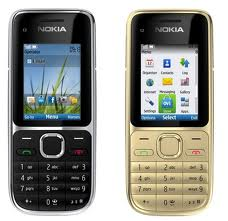 Unlocking by code Nokia C2-01