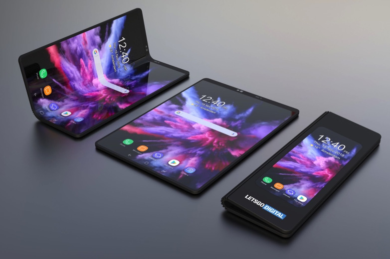 Leak reveals possible release date of foldable ...
