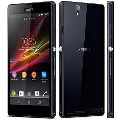 Unlocking by code Sony Xperia C6603