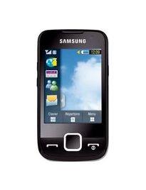 Unlocking by code Samsung Player Star