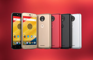 Moto C and Moto C Plus, or new Motorola budget phones coming