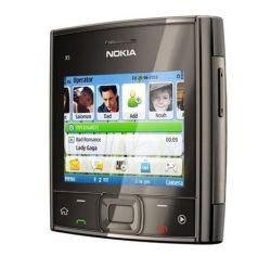 Unlocking by code Nokia X5