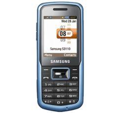 Unlocking by code Samsung S3110