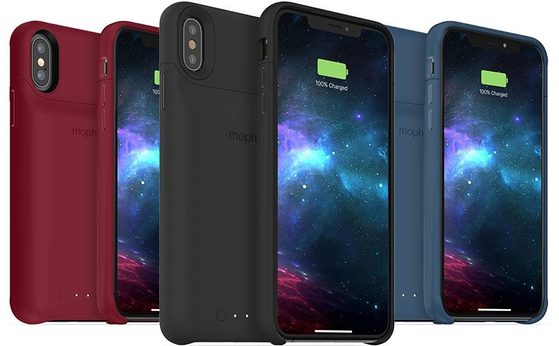 Mophie releases Juice Pack Access battery cases for iPhone XS Max, XS, and XR