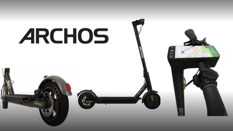 O tempora o mores!, or there is an Android-powered scooter in the making