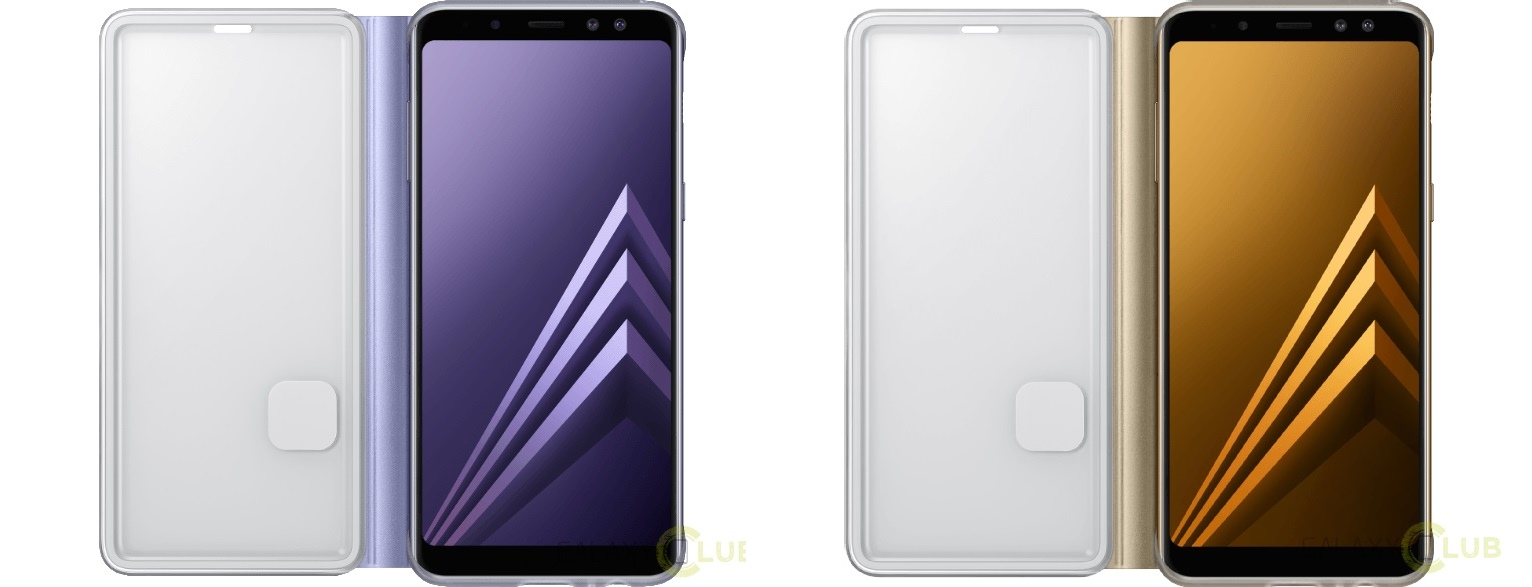 New renders of Samsung Galaxy A8 (2018) leaked