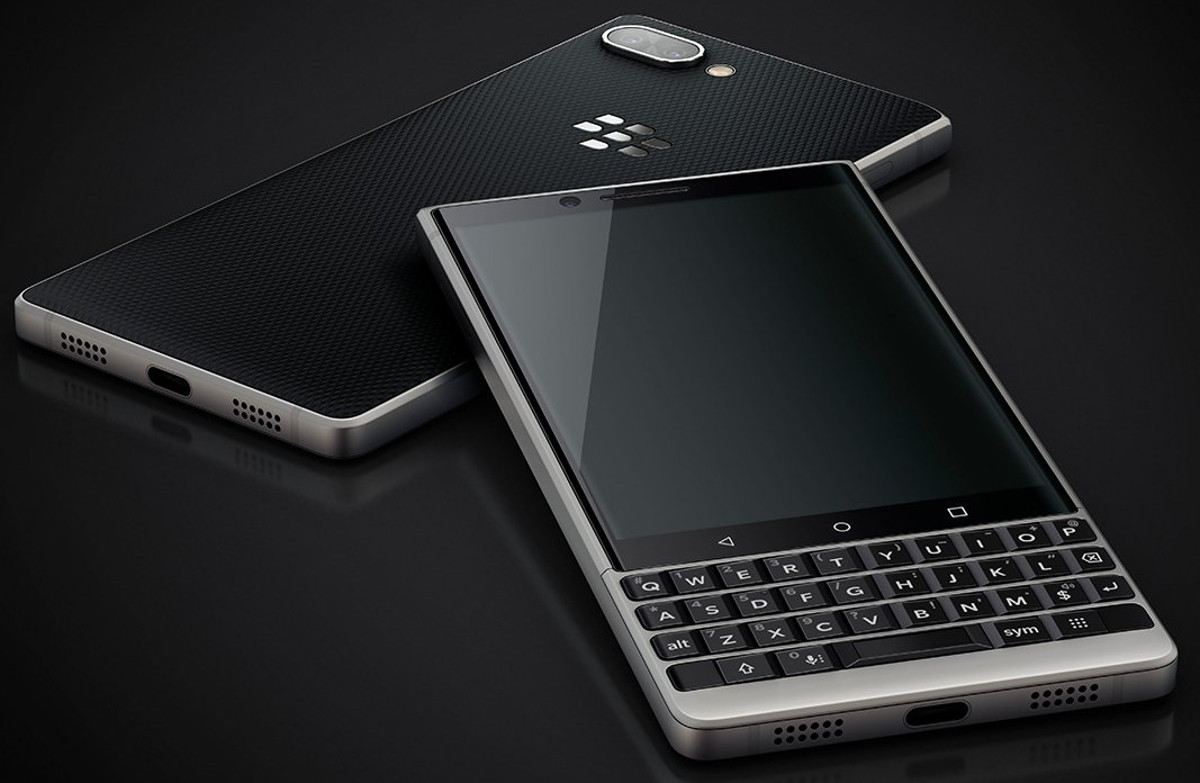 BlackBerry Key2 launches in Canada on July 6th