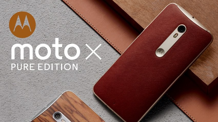 US release of Moto X Pure Edition gets updated to Android 7.0