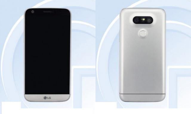 A new variant of the LG G5