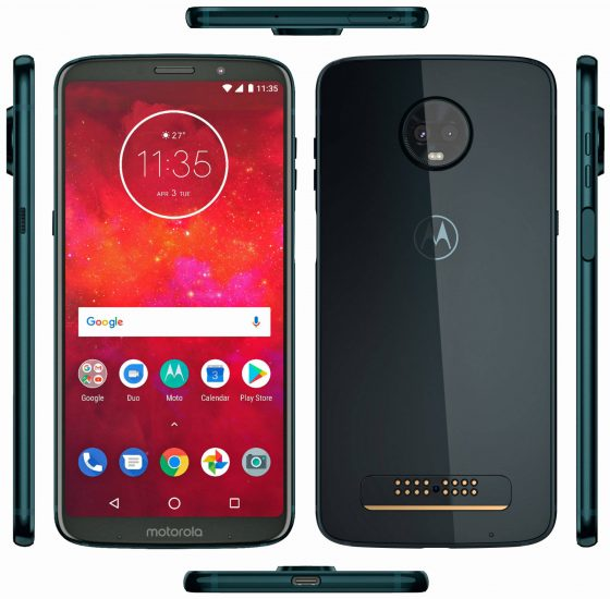 Unlocked US Moto Z smartphones get updated to Android 8.0 Oreo