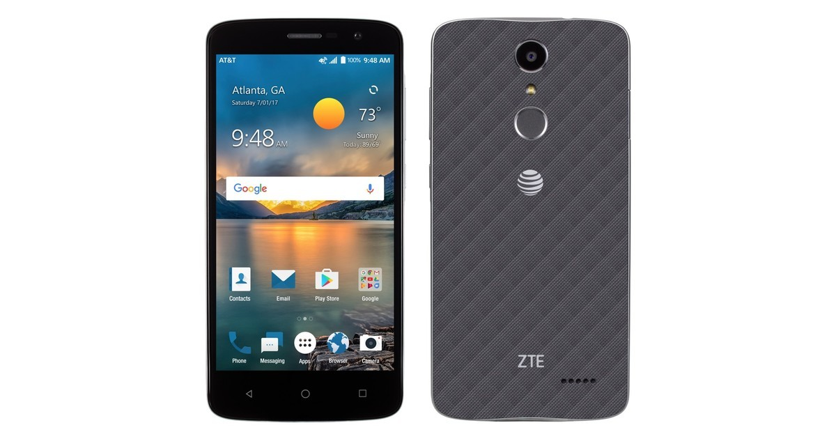 Blade Spark out in the US - ZTE's smartphone for $99.99