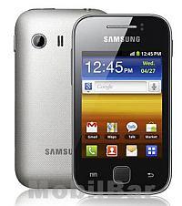 Unlocking by code Samsung Galaxy Y S5363