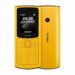 Unlocking by code Nokia 110 4G