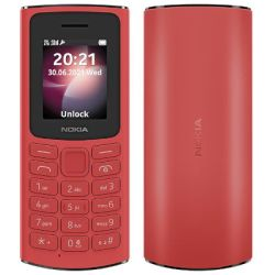 Unlocking by code Nokia 105 4G