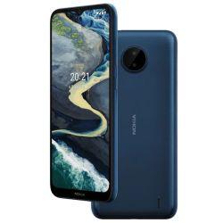 Unlocking by code Nokia C20 Plus