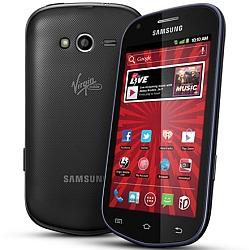 Unlocking by code Samsung Galaxy Reverb M950