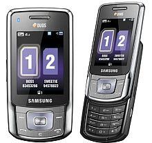 Unlocking by code Samsung B5702