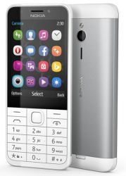 Unlocking by code Nokia 230