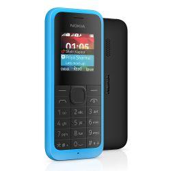 Unlocking by code Nokia 105