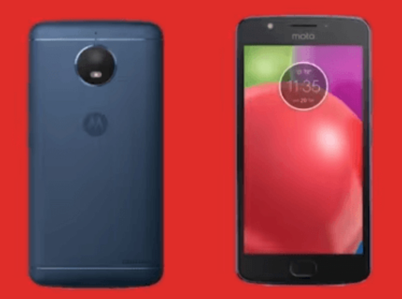Specifications of Moto E4 and E4 Plus
